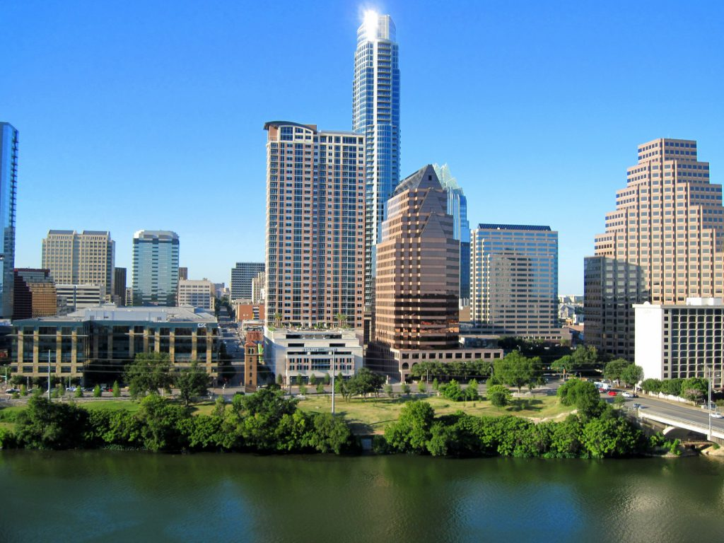 Places to Live in Austin, Texas